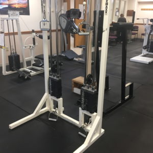 Weightroom Machinery