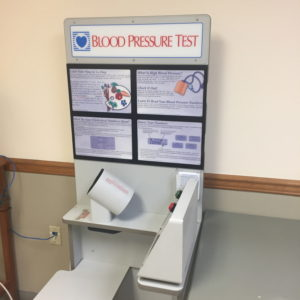 Blood Pressure Testing Equipment