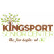 kingsport senior center logo