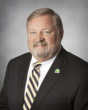 Tommy Olterman, City of Kingsport Alderman